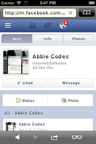 Bekijk elke website op je iPhone of iPad in Open-Dyslexic, speciaal voor mensen met dyslexie