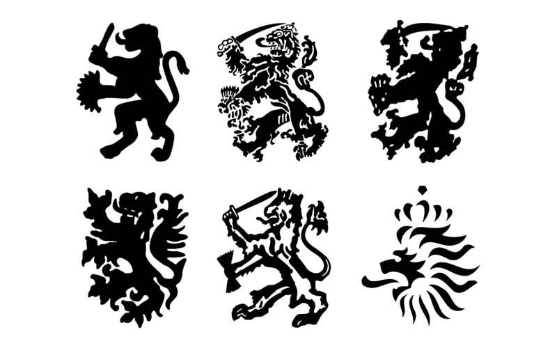 leeuw-voetbalshirts