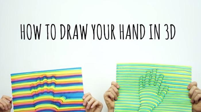 Eenvoudig een 3D tekening maken